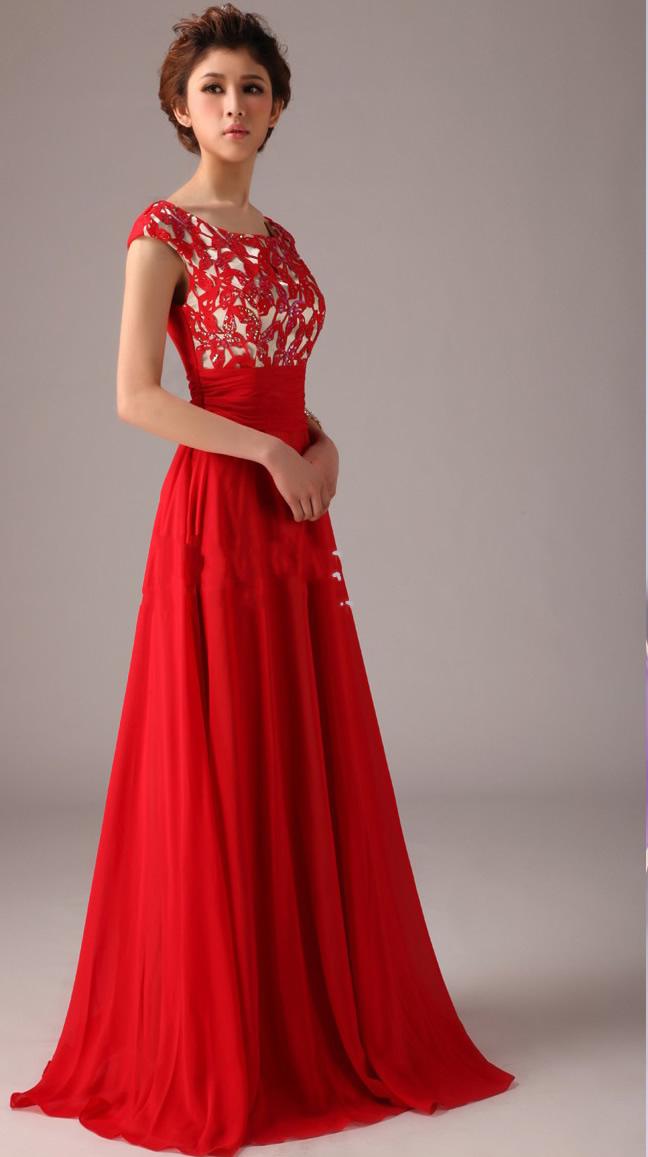 d130ef0691800 Kırmızı Abiye Elbise Modelleri – Dikili Genç Haber